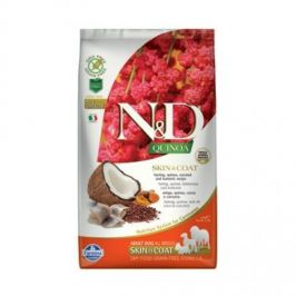 N&D Grain Free Quinoa Skin&Coat Herring & Coconut 2,5 kg