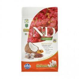 N&D Grain Free Quinoa Skin&Coat Herring & Coconut 800 g