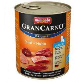 GranCarno JUNIOR hovězí, kuře 800 g