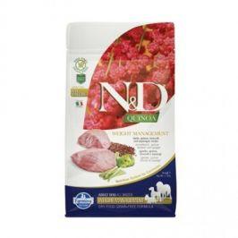 N&D Grain Free Quinoa Weight Mngmnt Lamb & Broccoli 800 g