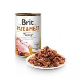 Brit konz. Paté & Meat Turkey 800 g
