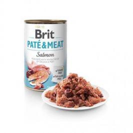 Brit konz. Paté & Meat Salmon 800 g