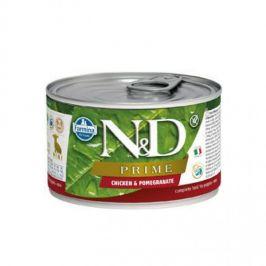 N&D Prime Puppy Chicken & Pomegranate Mini 140 g