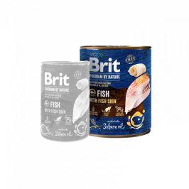 Brit Premium by Nature konz. Fish & Fish Skin 800 g