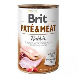 Brit konz. Paté & Meat Rabbit 400 g