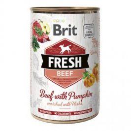 Brit Fresh konz. Beef with Pumpkin 400 g