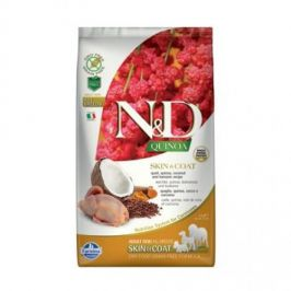 N&D Grain Free Quinoa Skin&Coat Quail & Coconut 2,5 kg