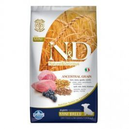 N&D Low Grain Puppy Mini Lamb & Blueberry 7 kg