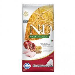 N&D Low Grain Puppy M/L Chicken & Pomegranate 12 kg