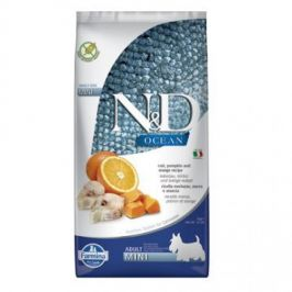 N&D Ocean Adult Mini Codfish & Pumpkin & Orange 7 kg