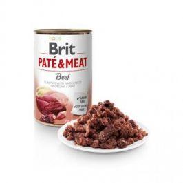 Brit konz. Paté & Meat Beef 800 g