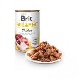 Brit konz. Paté & Meat Chicken 800 g
