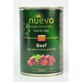 Nuevo adult Hovězí konz. 400 g