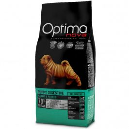 OPTIMAnova PUPPY DIGESTIVE GF Rabbit 12 kg