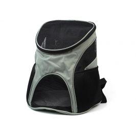 Vsepropejska Basic šedý batoh pro psa