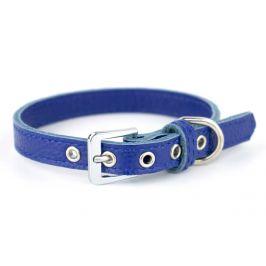 Vsepropejska Lax obojek pro psa | 20 - 29 cm Barva: Modrá, Obvod krku: 24 - 29 cm