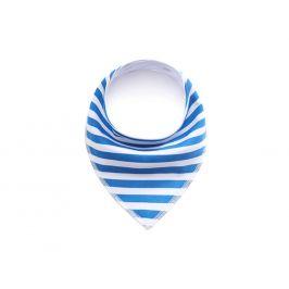 Vsepropejska Row modrý šátek pro psa