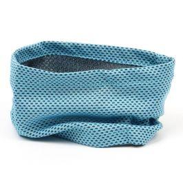 Vsepropejska Cold modrý chladící šátek pro psa Rozměr: 28 - 33 cm