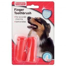 Beaphar zubní kartáček na prst pro psa