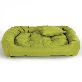 Zopet Zelený pelech pro psa Lux 55 x 45 cm