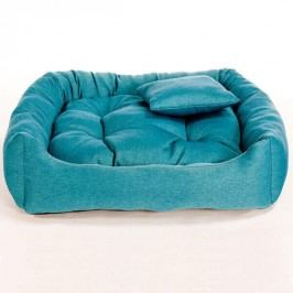Zopet Modrý pelech pro psa Lux 55 x 45 cm