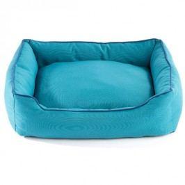 Zopet Modrý pelech pro psa s lemem 65 x 55 cm