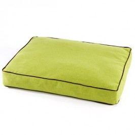 Zopet Zelená matrace pro psa s lemem 60 x 50 cm