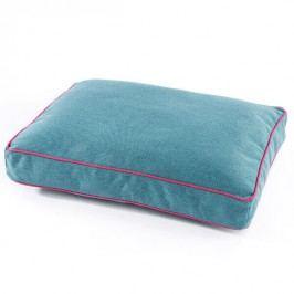 Zopet Modrá matrace pro psa s lemem 60 x 50 cm
