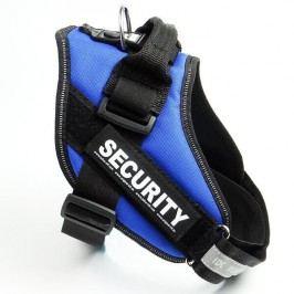 Zopet Modrý postroj pro psa Security 50 - 60 cm