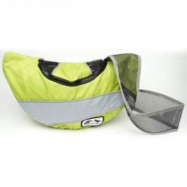 Zopet Zelená taška pro psa přes rameno Noble Pet 38 x 22 x 10 cm
