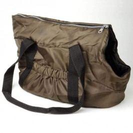 Zopet Hnědá taška pro psa 42 x 28 cm