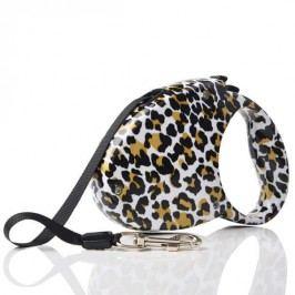 Zopet Leopardi samonavíjecí vodítko pro psa 5m|40kg