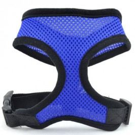 Zopet Modré síťkované kšíry pro psa 28 - 39 cm