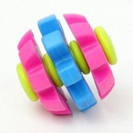 Zopet Barevný gumový míček pro psa | 7 cm