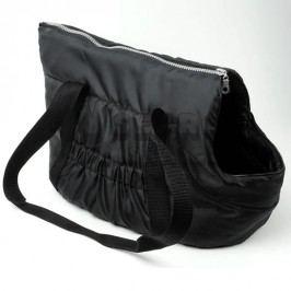 Zopet Černá kabelka pro psa 42 x 28 cm