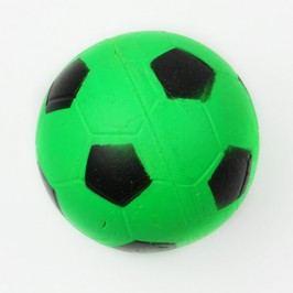 Zopet Zelený fotbalový míček pro psa | 9 cm