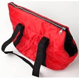 Zopet Červená taška pro psa 34 x 22 cm