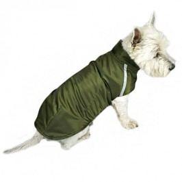 Zopet Zelená reflexní bunda pro psa 40 cm