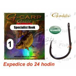 Gamakatsu® G-Carp Specialist Hook 1/0