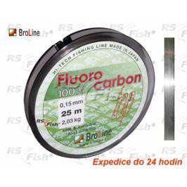Broline Fluorocarbon 0,21 mm