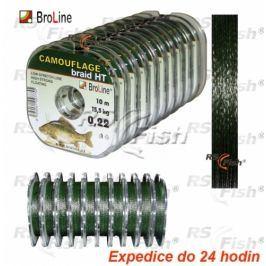 Broline Carp Dyneema Camouflage Shock 0,320 mm