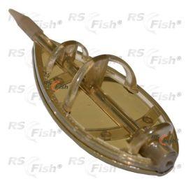 Zfish® Method Feeder Flat XL 70 g - ZF-1039