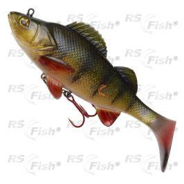 DAM® Ripper DAM Effzett Natural Perch Paddle Tail - barva Perch 140,0 mm - 60200