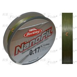 Berkley® Nanofil Green - 125 m 0,20 mm