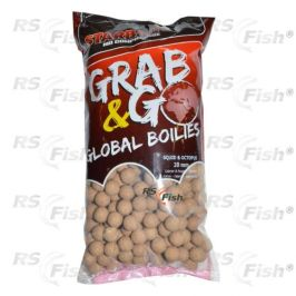 Starbaits® GRAB & GO Squid & Octopus - 2,5 kg