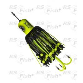 DAM® A-Static Clonk Teaser - Fluo Yellow 150 g - 66343