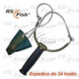 RS Fish® Prak kovový Delta