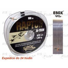 Esox® Raptor 100 m 0,10 mm