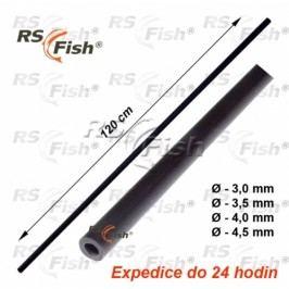 RS Fish® Trubička plastová 3,5 mm / 120 cm