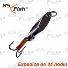 RS Fish® Pilker stříbrný